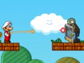 Oyun Mario: Zombie Shoot. Online Play