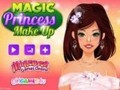 Oyun Magical Princess Makiyaj. Online Play